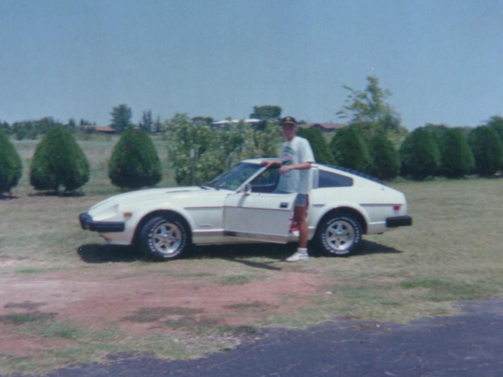 My First Car - 1981 280ZX