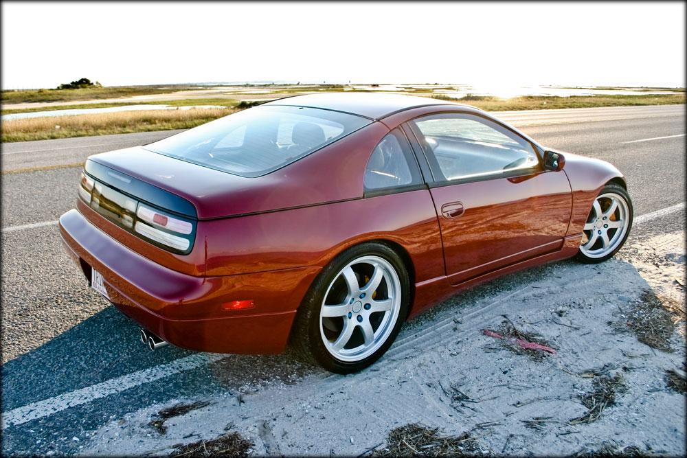 300zx With 350z Track Wheels Nissan Z Site