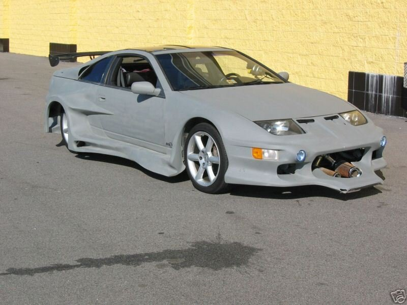 Nissan 300ZX Pimped Out