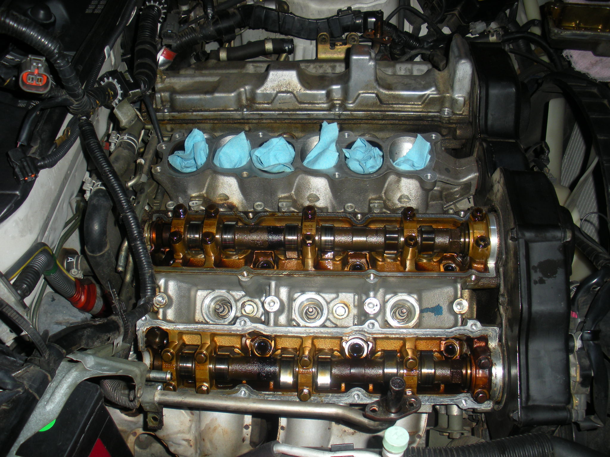 300zx Valve Covers Off Nissan Z Site